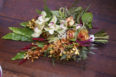 Wedding Flowers and Bouquets - West Dorset Wedding Flowers-Image 14274