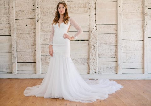 Riki Dalal Wedding Dress - Bridal Reloved Dorchester