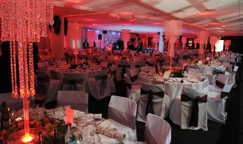 Halo Conferences Events At Southampton Football Club Wedding