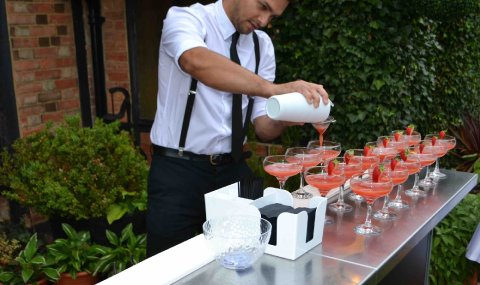 Cocktail Bartenders Hire - ProCocktails