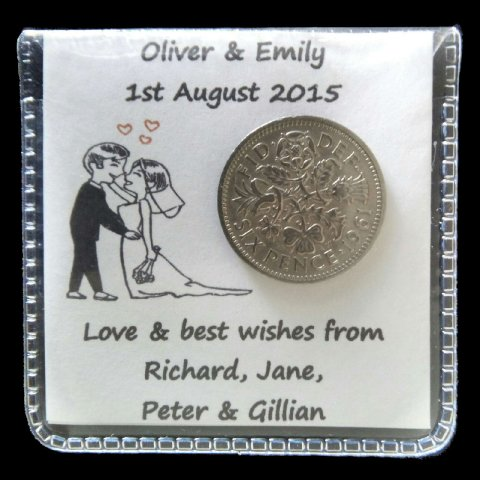 Wedding Favours and Bonbonniere - Sixpence Favours-Image 7082