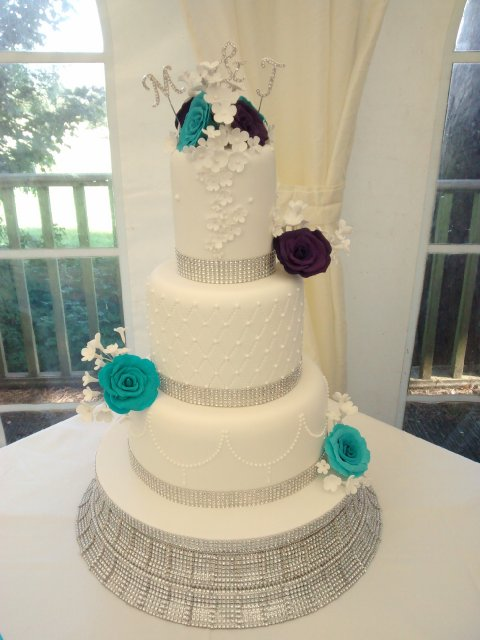 wedding cakes bridgend area create a cake wedding cakes in maesteg bridgend 23939