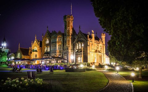 The Oakley Court Wedding Ceremony And Reception Venues In Windsor
