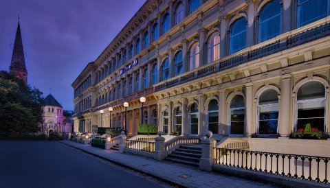 Hilton Glasgow Grosvenor Wedding Ceremony And Reception Venues In