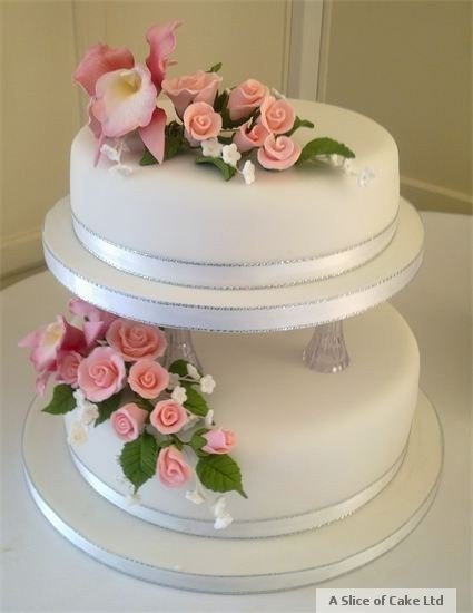 Orchids & Roses - A Slice of Cake Ltd