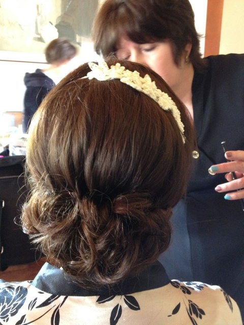 Wedding Hair and Makeup - Bridal Hairdresser and Make up Artist- Val Hurle-Image 23351