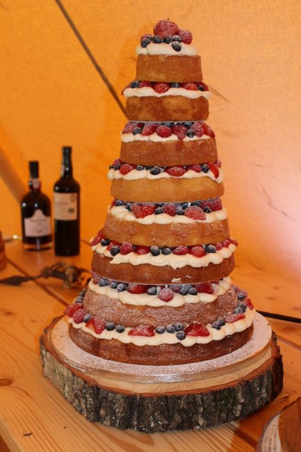 Wedding Cakes and Catering - Wealden Cake Company-Image 5111