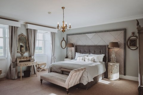 Bridal Suite - Prestwold Hall