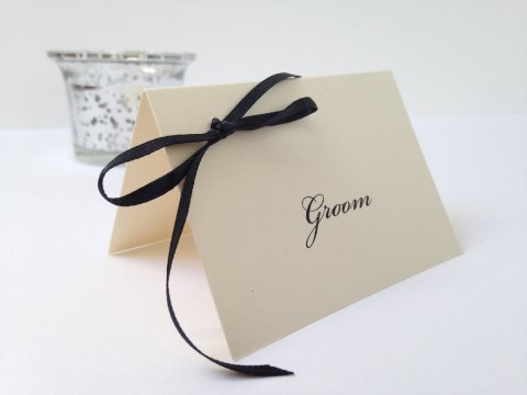 Roma Place Cards - The Whole Caboodle Design Ltd