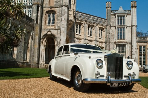Rolls-Royce Silver Cloud - Premier Carriage Wedding Transport