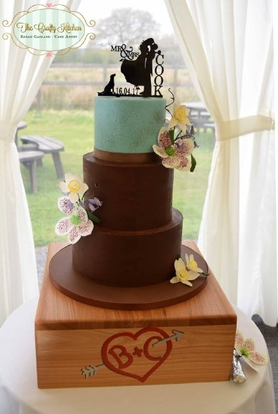 An Easter Wedding - The Crafty Kitchen