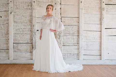 Phil Collins Wedding Dress - Bridal Reloved Dorchester