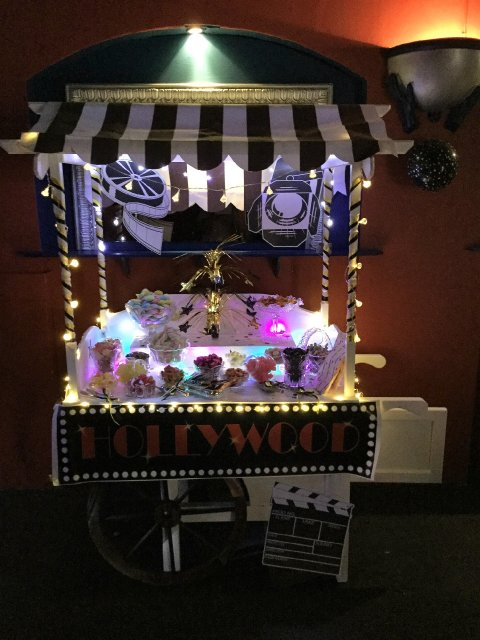 Themed Candy Cart - Designs by SAZZ