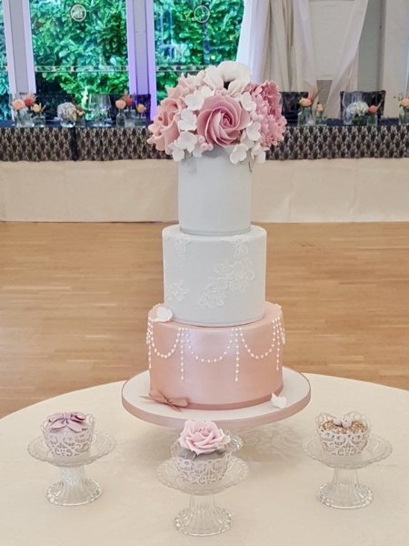 Wedding Cakes and Catering - The Little Sugar Rose-Image 43397