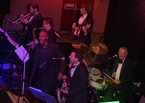 Party 2014 - The Eddie Seales Band