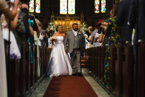 Church wedding - Fabulous Together