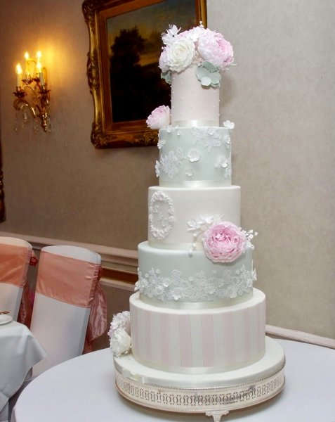 Wedding Cakes and Catering - The Little Sugar Rose-Image 43413