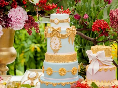 Wedding Cakes and Catering - Cakes By Robin-Image 41407
