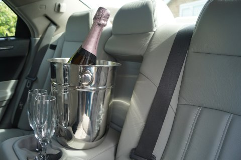 Champagne - Price Wedding Cars