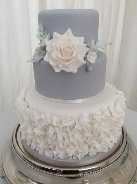 Wedding Cakes and Catering - The Little Sugar Rose-Image 43396