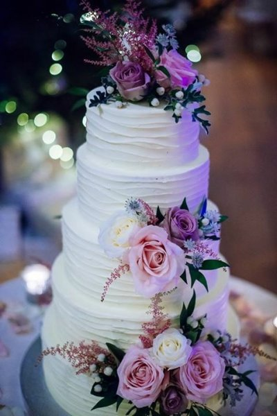 Wedding Cakes and Catering - Cakes By Robin-Image 44171