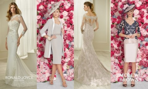 Ronald Joyce Bridal & Veni Infantino - Molly Browns