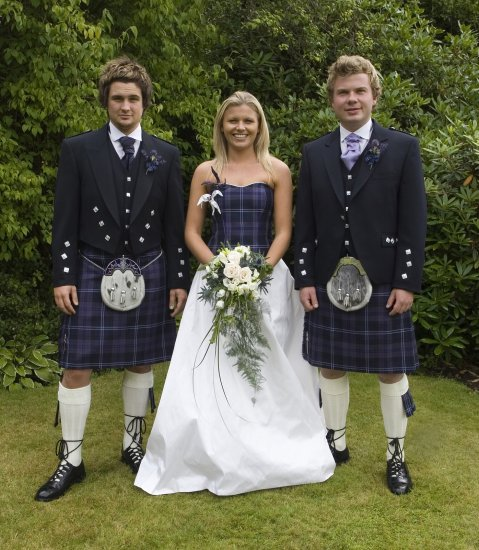 Houston Kiltmakers, Groomswear In Paisley, Renfrewshire