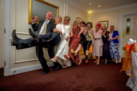 Wedding Reception fun - Dave Hayward Digital Photography