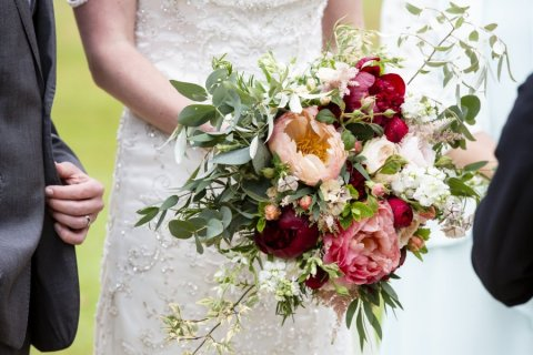 Wedding Flowers and Bouquets - West Dorset Wedding Flowers-Image 45380
