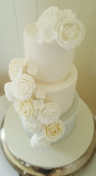 Wedding Cakes and Catering - The Little Sugar Rose-Image 43406