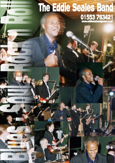 The Function Band - The Eddie Seales Band