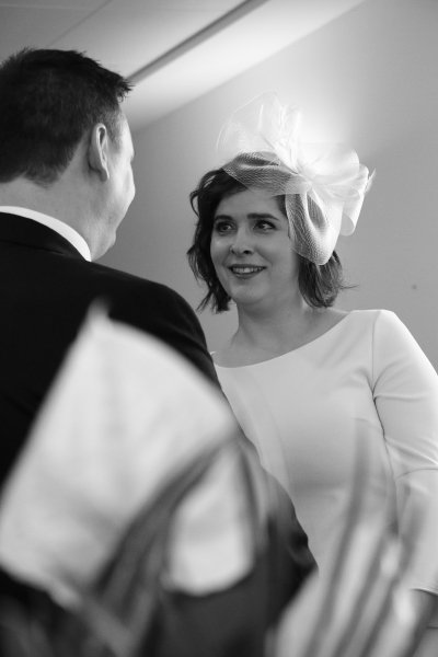 wedding ceremony in Birmingham - Laszlo Photography