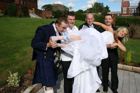 Hi Tec Weddings Wedding Photographers In Glasgow Glasgow