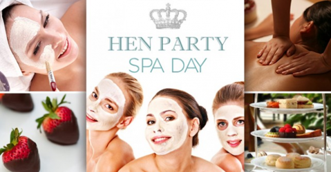 Hen Pamper Spa Party
