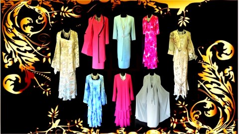 Wedding Outfits in Plus Sizes 20 - 30