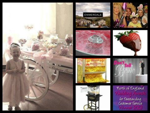 Wedding Gifts and Gift Services - Victorian Sweet Cart Company-Image 15334