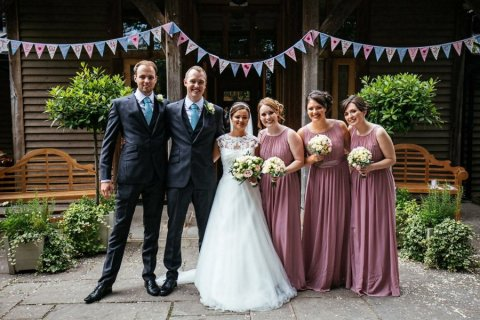 Wedding Ceremony and Reception Venues - The Oak Tree of Peover -Image 46074