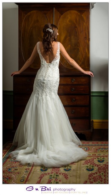 Beautiful Wedding Dress Images - GnBri Photography