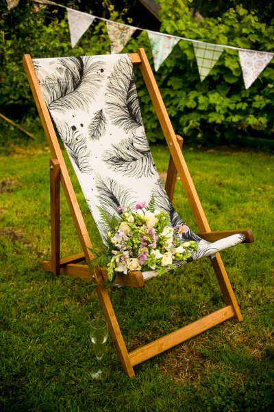 deckchair hire - Denys & Fielding