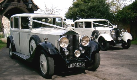 Classoc Wedding Cars - Premier Carriage Wedding Transport