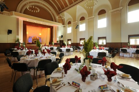 Pollokshaws Burgh Hall Wedding Ceremony And Reception Venues In