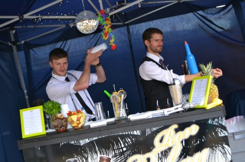 Flair Bartenders Hire - ProCocktails