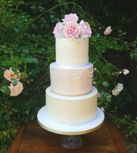 Wedding Cakes and Catering - The Little Sugar Rose-Image 43393