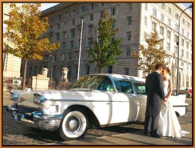 Birkdale Classics Wedding car hire