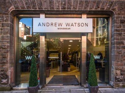 Andrew Watson Finest Menswear : Belfast