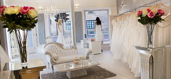 Crystal Bows Bridal Boutique