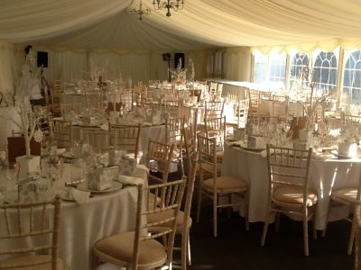 Grice & Foster Marquee and Banqueting Hire