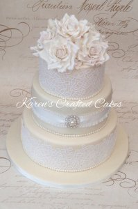 Karen's Crafted Cakes