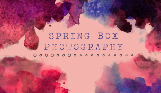 Spring Box Photography