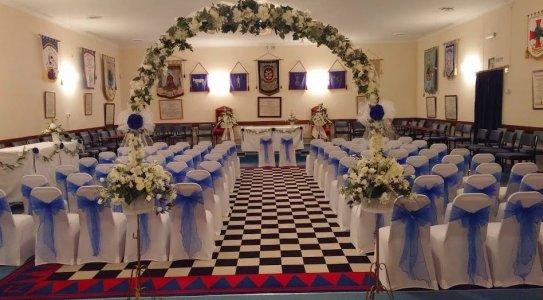Corby Masonic Complex